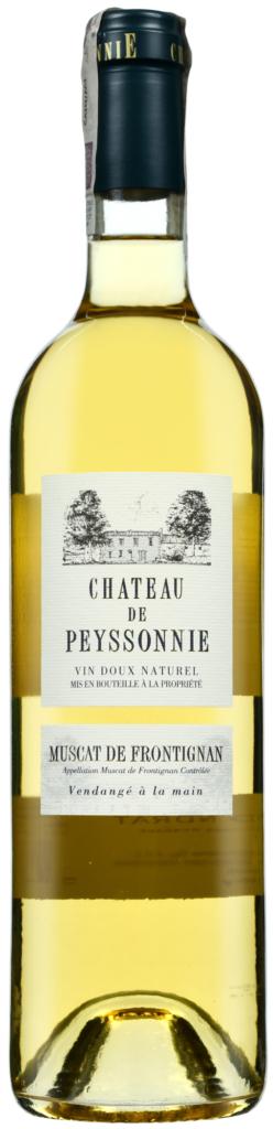 Wino Chateau Peyssonnie Vin Doux Naturel Muscat de Frontignan AOP