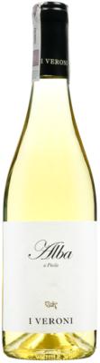 Wino I Veroni Alba di Paola Bianco di Toscana IGT 2020