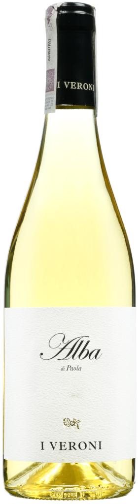 Wino I Veroni Alba di Paola Bianco di Toscana IGT 2019