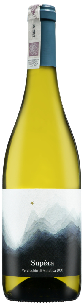 Wino Supèra Verdicchio di Matelica DOC 2019
