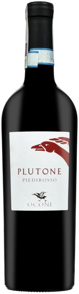 Wino Ocone Plutone Piedirosso Taburno Sannio DOC 2017