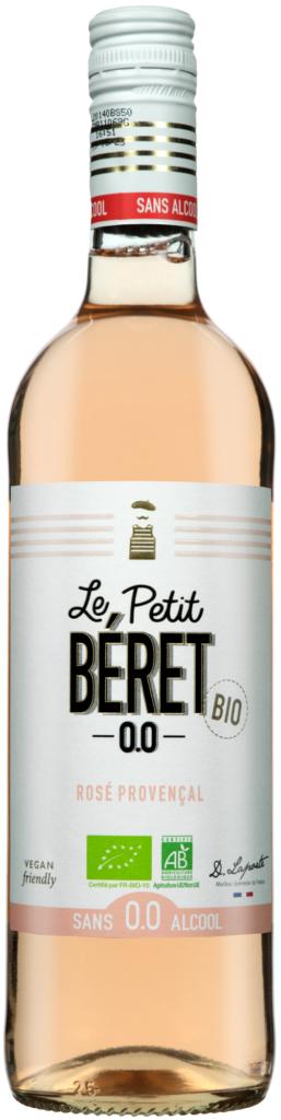 Le Petit Béret Rosé Provençal bezalkoholowe