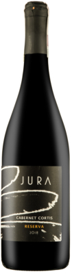 Wino Winnica Jura Cabernet Cortis Reserva wytrawne 2018