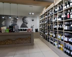 Sklep z winem w Krakowie