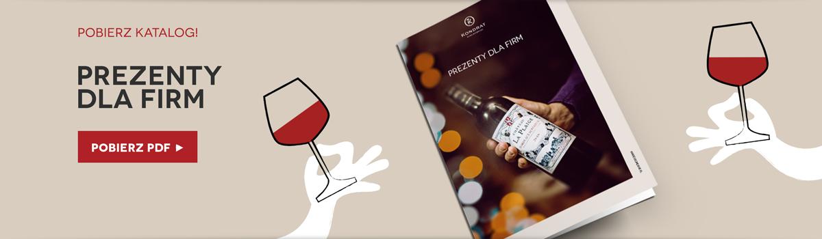 Prezenty z winem dla firm