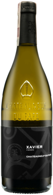 Wino Xavier Châteauneuf du Pape Blanc AOC 2019