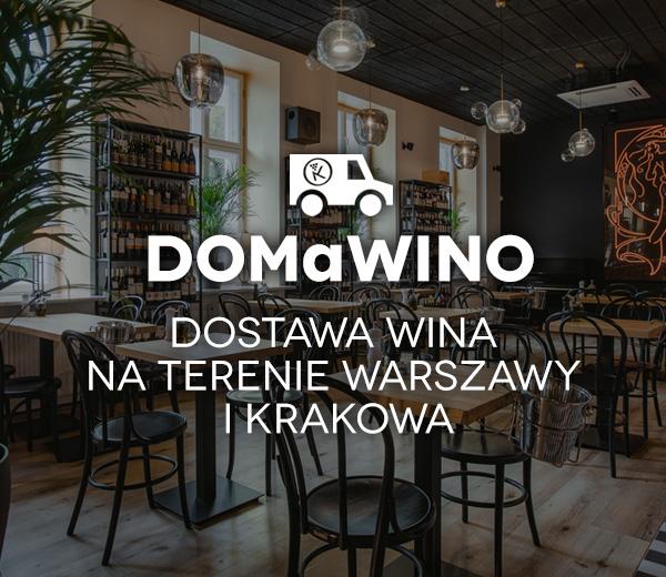 DOMaWINO: dostawa wina itapasów wKrakowie iWarszawie