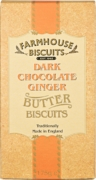 Ciasteczka Farmhouse Lux Dark Choc Ginger (150 g)
