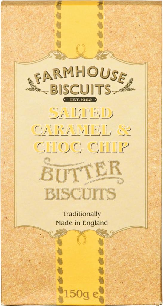 Ciasteczka Farmhouse Lux Salted Caramel (150 g)