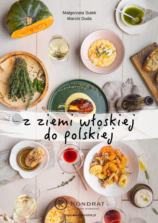 Z ziemi włoskiej do polskiej - ebook