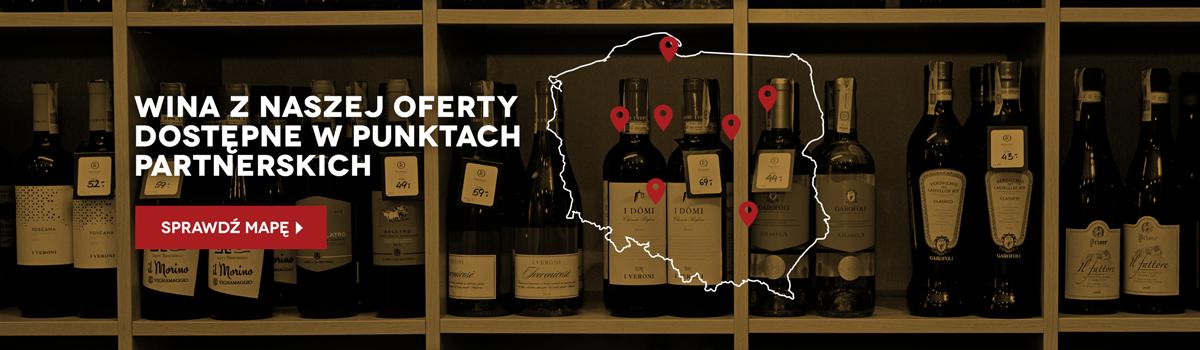 Sprawdź, gdzie kupisz wina z oferty Kondrat Wina Wybrane