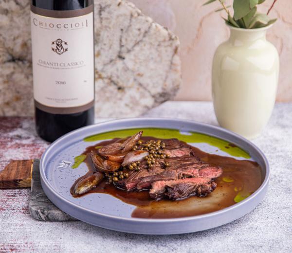 O bogactwie toskańskich win ikuchni słów kilka