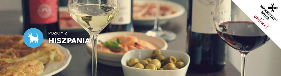 Warsztat Wina online: Hiszpania
