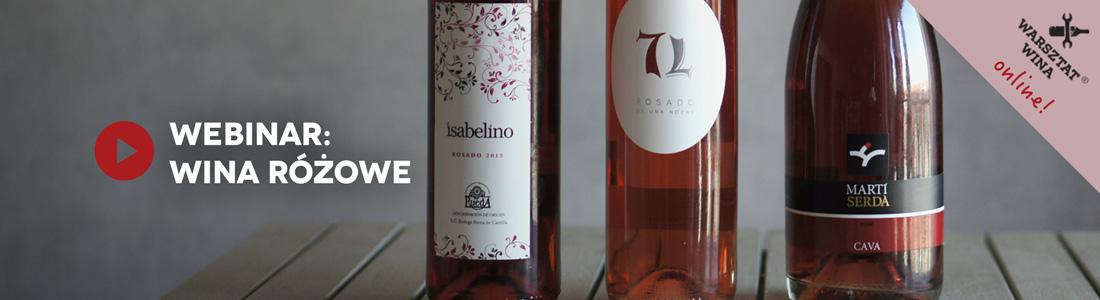 Webinar: Wina różowe