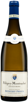Wino Domaine Bitouzet-Prieur Puligny-Montrachet Les Levrons AOC 2018