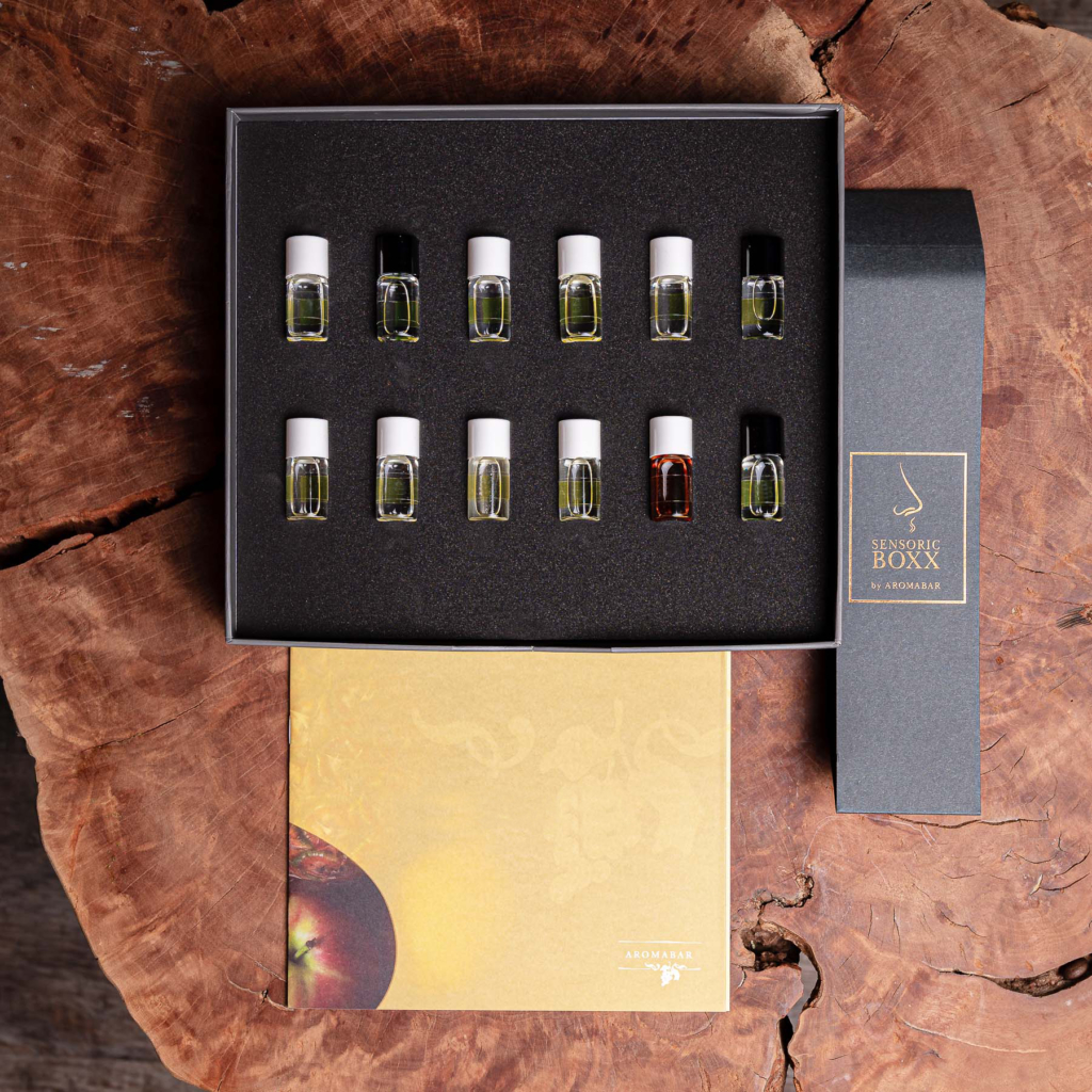 Aromabar Sensoric Boxx dębowego wina