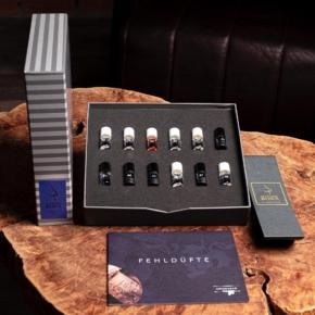 Aromabar Sensoric Boxx z zapachami wad wina