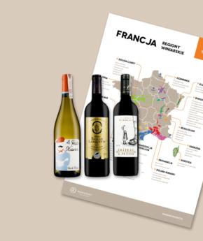 Francja + mapa