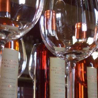 Kieliszki czy lampki do wina?