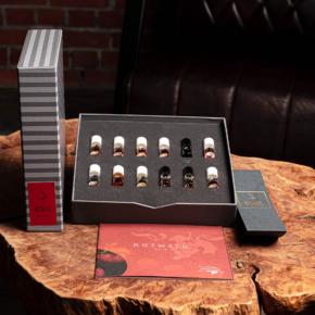 Aromabar Sensoric Boxx czerwonego wina