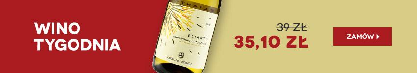 Wino tygodnia z Włoch z rabatem 10%