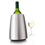 Vacu Vin Aktywny schładzacz do wina Elegant – stalowy