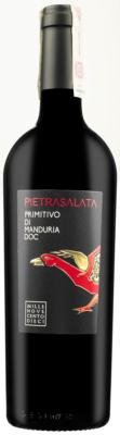 Wino Ocone Pietrasalata Primitivo di Manduria DOC 2019