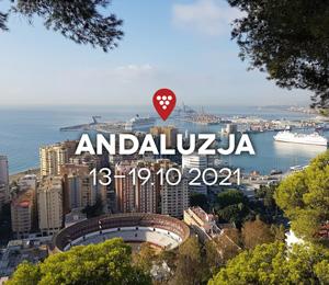 MISJA WINO: wyjazd do Andaluzji (13-19.10.2021)