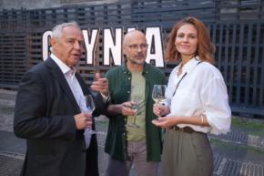 Otwarcie BARaWINO Gdynia z udziałem Marka Kondrata