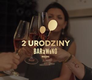 Drugie urodziny BARaWINO wWarszawie!