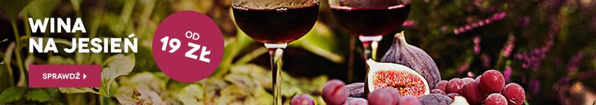 Wina na jesień