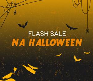 Strasznie dobra oferta na Halloween