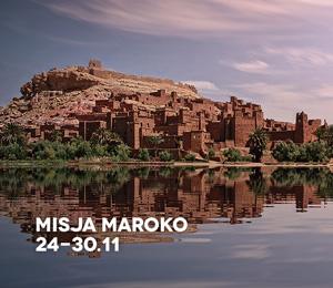 MISJA WINO: wyjazd do Maroko (24-30.11.2021)